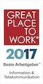 Great Place to Work Information & Telekommunikation 2017