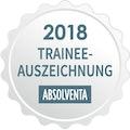 Trainee Auszeichnung 2018