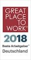 Beste Arbeitgeber 2018