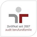 Zertifikat seit 2007 audit berufundfamilie
