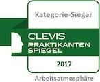 """Kategoriesieger """"Arbeitsatmosphäre"""" 2017"""