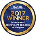 APSCO Winner 2017