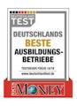 Deutschlands beste Ausbildungsbetriebe - Money Magazin