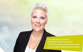 Interview mit Kirsten Stöcker   http://magazin.horbach.de/mein-weg/