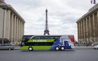 FlixBus erobert Frankreich