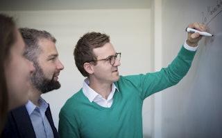 BluehouseLab - Das Innovation Hub der ALBA Group