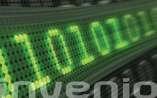 invenio Kernbereich: Software