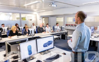 Die invenio Academy bietet Fort-und Weiterbildungsangebote - zum Beispiel CAx-/PLM-Trainings