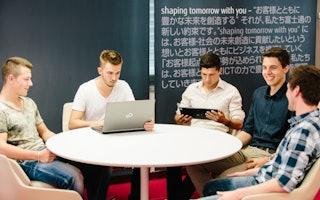 Ausbildung bei Fujitsu