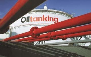 Tanklagerlogistik/Tank Storage Logistics
