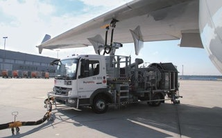 Flugzeugbetankung/Aviation Fuelling