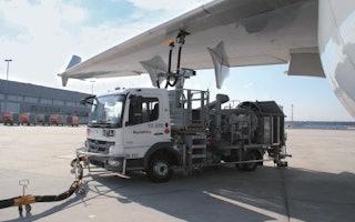 Flugzeugbetankung/Aviation Fuelling