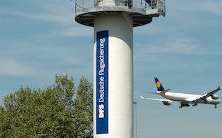 Radar-Turm