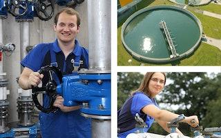 Fachkraft für Abwassertechnik (w/m) - Hier läuft richtig was ab