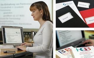 Bachelor of Arts Business Administration und Kauffrau/-mann für Büromanagement