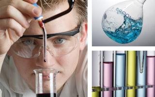 Chemielaborant/-in - Ein Beruf, in dem die Chemie stimmt