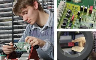 Elektroniker/-in für Geräte und Systeme - Datenfluss in Gang