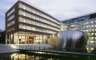 Konzernzentrale in Hamburg