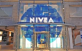 Nivea-Haus in Hamburg