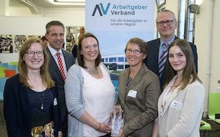 Auszeichnung Ausbildungs- und Innovationspreis