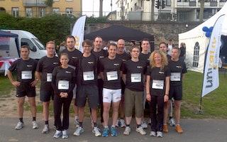 JP Morgan Lauf in Frankfurt. Werde Teil unseres Teams!