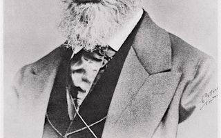 Portrait des Firmengründers Henri Nestlé