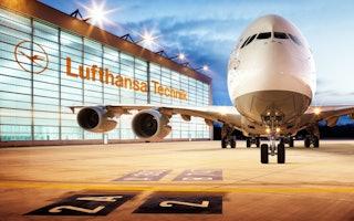 Lufthansa Halle