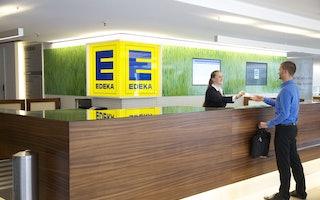 EDEKA-Zentrale Hamburg