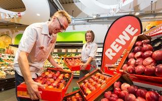 REWE Supermärkte
