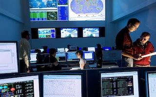 Galileo Kontrollzentrum