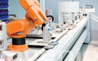invenio-Kernbereich: Industrialisierung