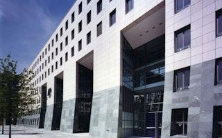 IKB Deutsche Industriebank AG - Straßenansicht