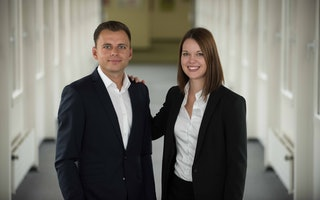 Unsere Trainees