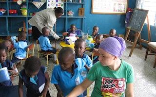 Freiwilligendienst in Nigeria