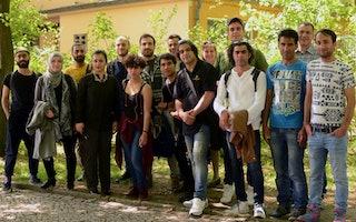 SAWA - Freiwilligendienst für Geflüchtete