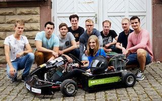 Deutschlandweit unterstützen unsere Niederlassungen verschiedene Formula Student Teams!