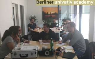 Für jeden was dabei! In der univativ academy finden regelmäßig Schulungen und Workshops statt.