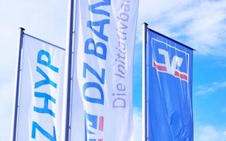 DZ Hyp Flaggen