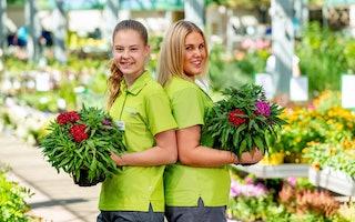 Mitarbeiter Gartencenter Augsburg GmbH & Co. KG