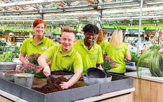 Gruppenbild Gartencenter Augsburg GmbH & Co. KG
