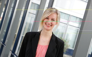 Management Trainee Anna-Lena Schröder