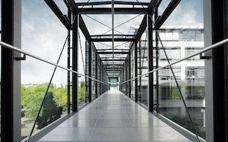 Gothaer Gebäude Innen