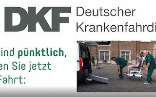 DKF Deutscher Krankenfahrdienst GmbH