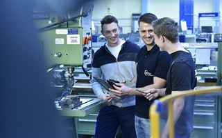 MTU Aero Engines GmbH Azubis