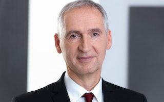 Diplom-Informatiker Georg Rueff, Vorstand u. Bereichsleiter IT