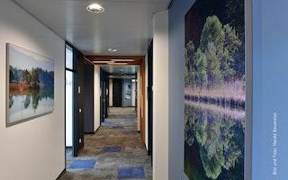 Büros und Flure: Frisch renoviert 2020