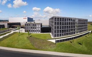 HARIBO -  Firmengebäude