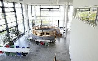 Casino auf dem MLP Campus in Wiesloch