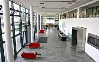 Foyer MLP Zentrale in Wiesloch