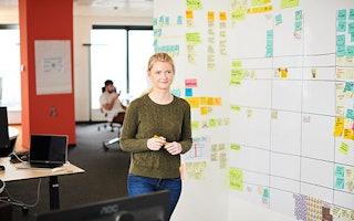 Agiles Arbeiten  – mit Stand-ups, Sprints und Scrum